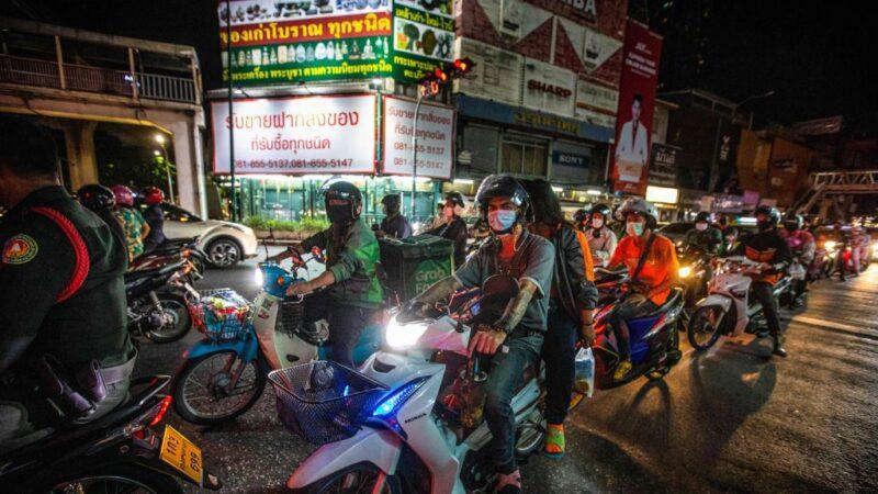泰国单日新增确诊创纪录 曼谷禁国内航班起降