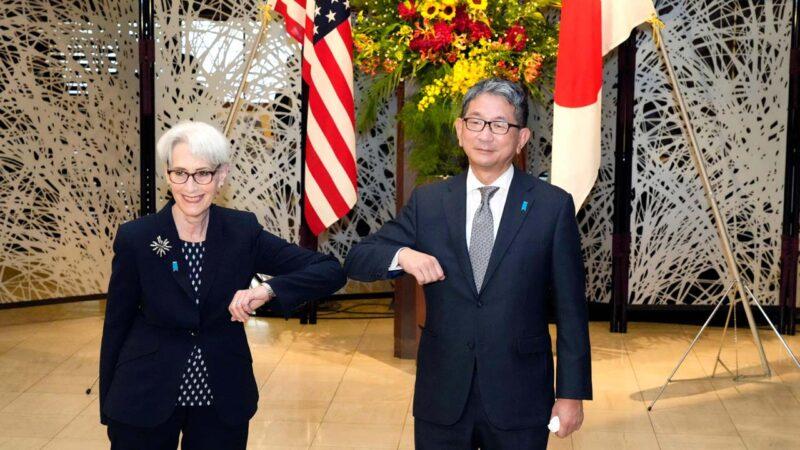 一度傳出會晤「不對等」美確認副國務卿訪華