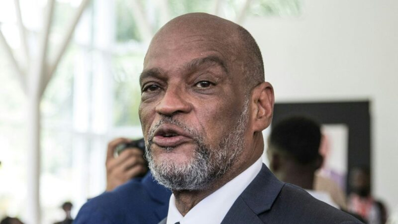 權力鬥爭暫落幕 海地新總理上任矢言改善治安