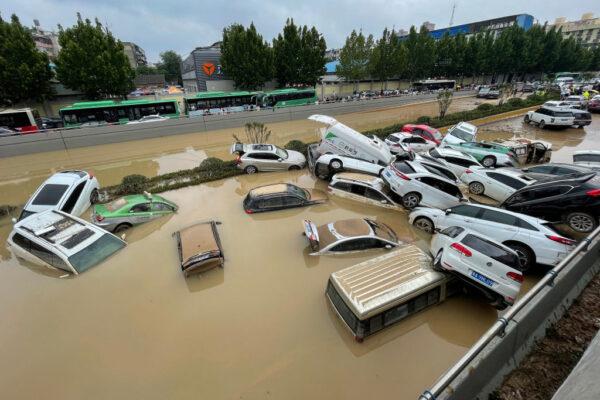 千百度:河南水灾到底死了多少人?