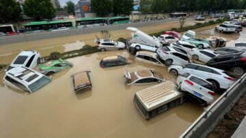 【禁聞】京廣隧道到底吞噬多少輛車 多少生命?