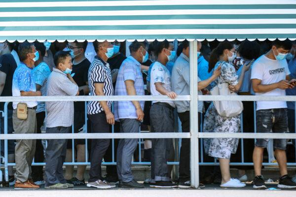 南京疫情擴散快速 遍及本省3地、外省(區)6地