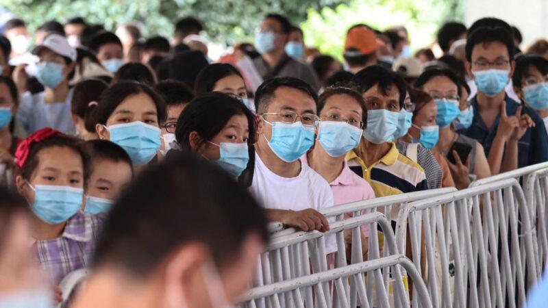 南京疫情病例增长迅速 遍及5省8市 开启第3轮检测