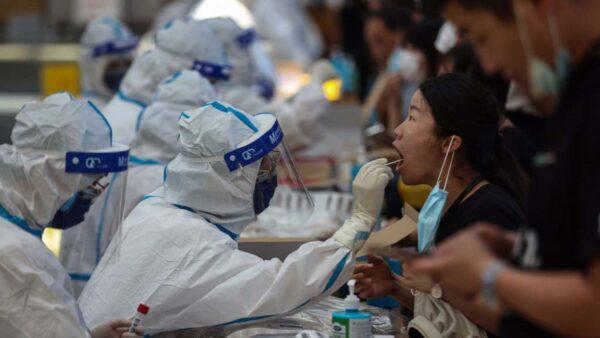 南京疫情關聯5省6市 首輪全員檢測發現57例陽性