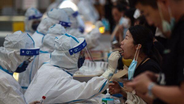 南京疫情如武漢初期 殯葬服務叫停