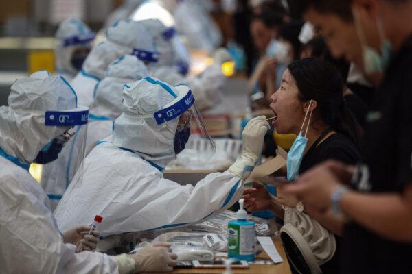 南京累計1高風險區23中風險區 四川現關聯病例