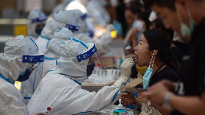 南京累计1高风险区23中风险区 四川现关联病例