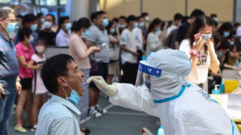 專家:南京封城已晚 疫情規模難以預測