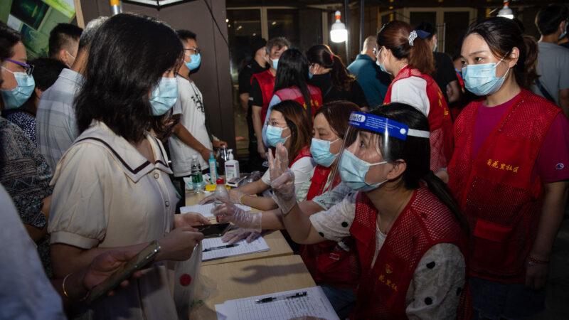 南京疫情迅速升级 三天现1高风险20中风险区