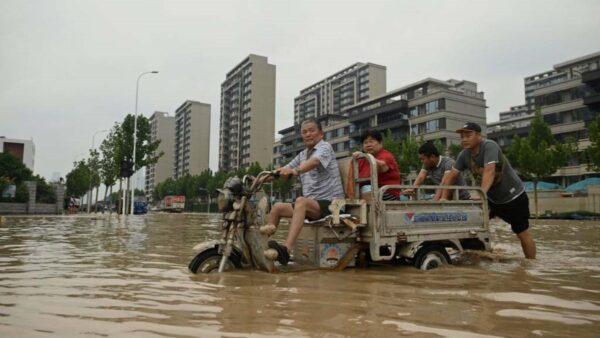 水利專家揭關鍵原因  直批鄭州洪水「人為製造」