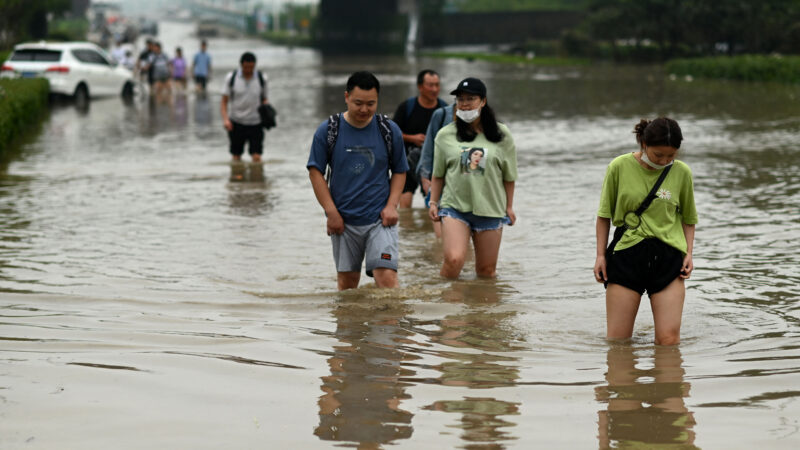 郑州洪灾刚过又爆疫情 卫健委主任火速被免