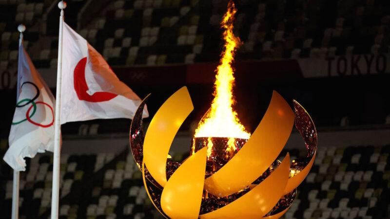 史無前例 疫情中東京奧運拉開帷幕