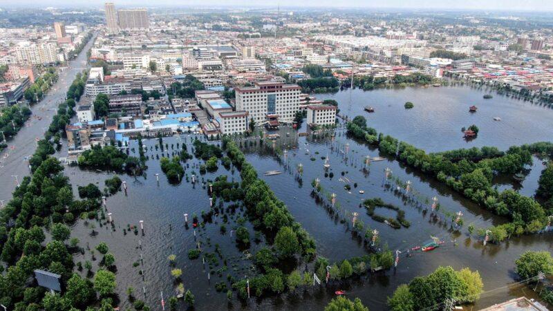 河南志願者曝災區亂象 救援物資滿倉庫卻發不下去