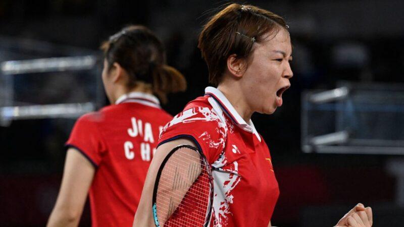 中国羽球女将奥运赛场狂飙脏话 网友:真丢脸