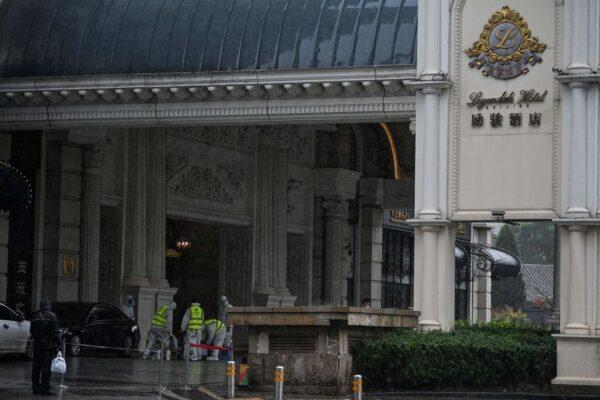 非洲某副总统传北京染疫 酒店400多住客隔离