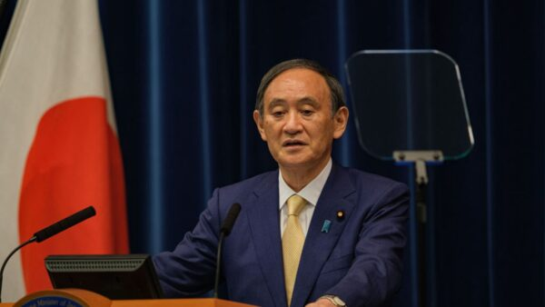 日媒:奥运会开幕日 菅义伟将与文在寅会面