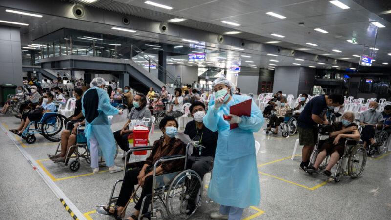 泰国研究:接种中国科兴疫苗40天后 抗体减少50%