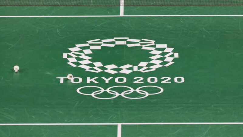 東京奧運會:路透社一張照片氣壞中共大使