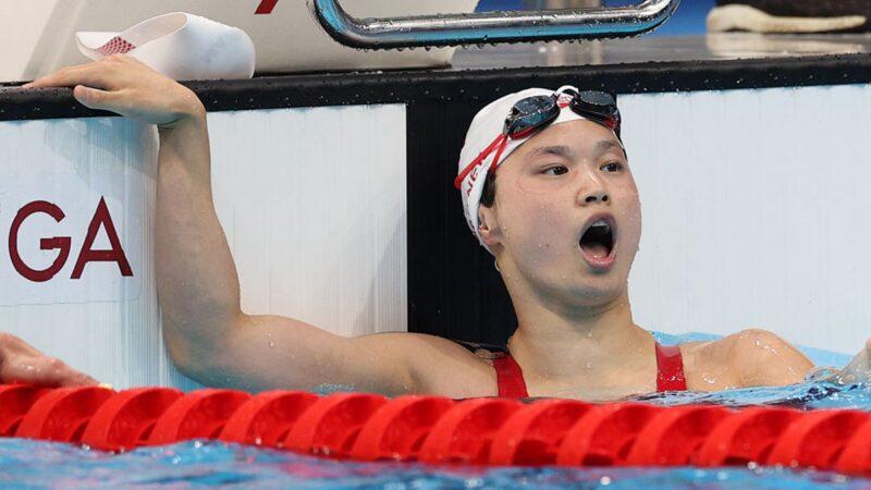 中國棄嬰奪東京奧運金牌 引爆大陸網民熱議