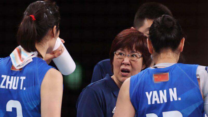 中國女排提前無緣8強 創奧運會最差記錄