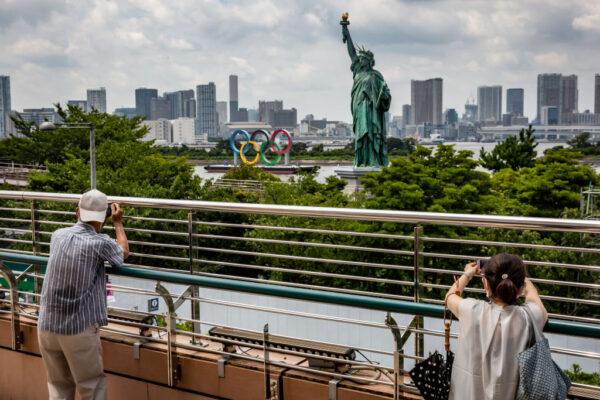 東京單日增2848例創新高 菅義偉籲在家觀看東奧轉播