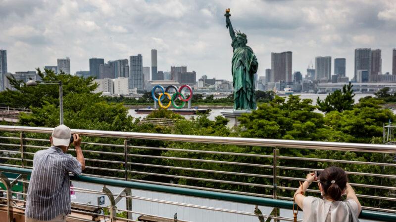 东京单日增2848例创新高 菅义伟吁在家观看东奥转播