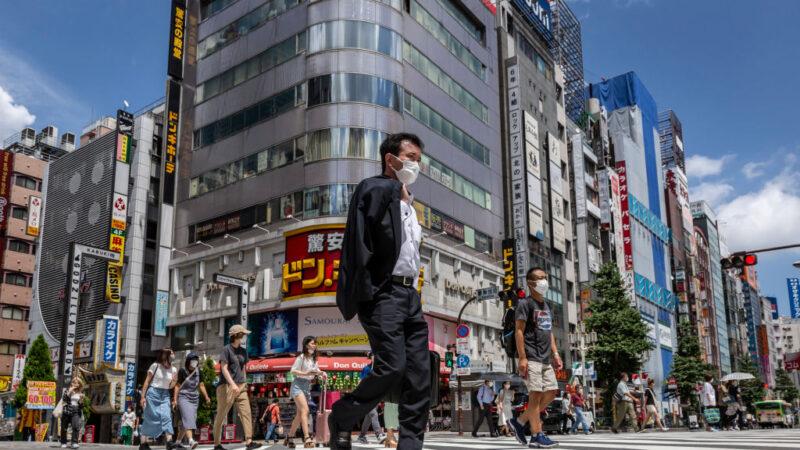 東京都疫情擴散 28日增3177例連2天刷新紀錄