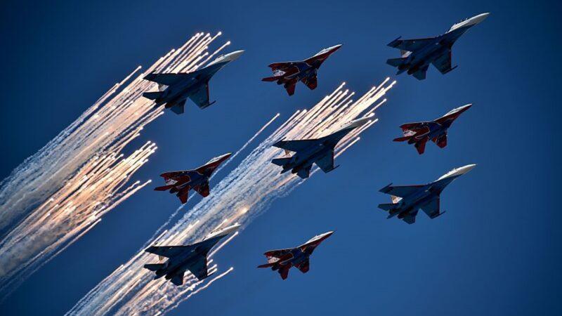 【名家專欄】俄Su-75戰鬥機與美國F-35