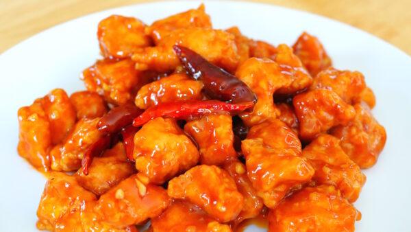 【美食天堂】左宗棠雞做法 酥脆好吃 西方人最愛