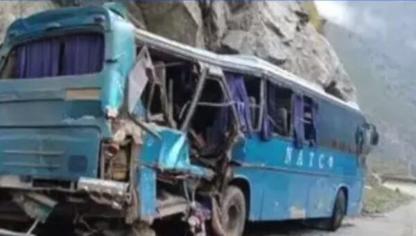 載中國籍工程師 巴基斯坦巴士爆炸至少釀13死