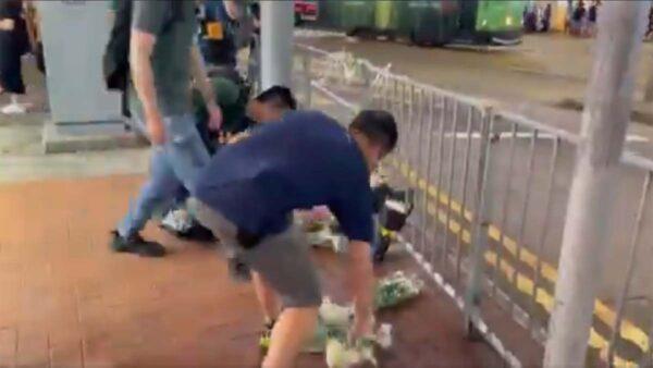 香港七一刺警男身份確定 遺書指控國安法剝奪自由