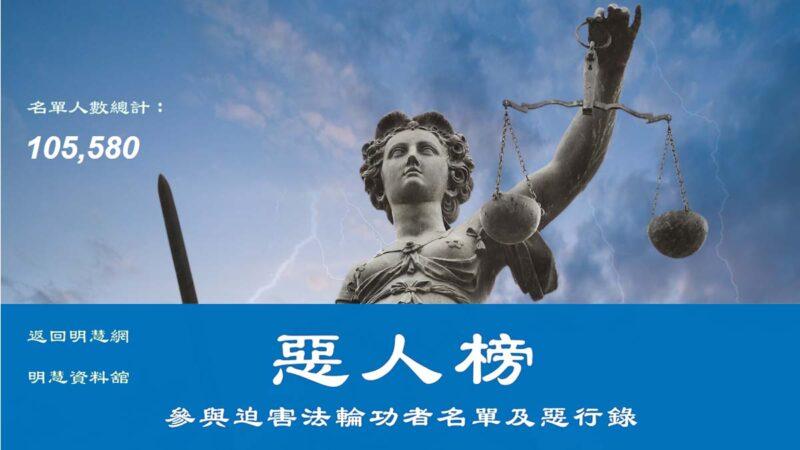 中共迫害法輪功者新名單遞交37國 惡人面臨制裁