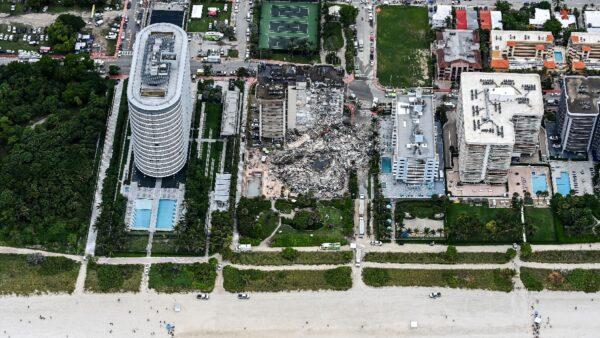 又发现3具尸体 美佛州公寓坍塌罹难人数升至27