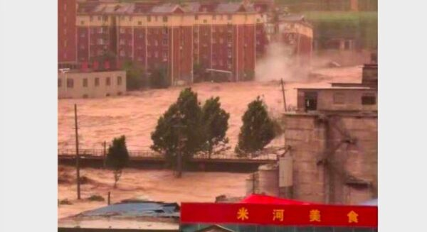 河南鞏義氣象局長被水沖走 鄉鎮斷水斷電超24小時