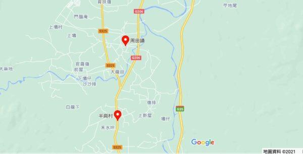 江西化工基地不明气体泄漏 50多村民送医