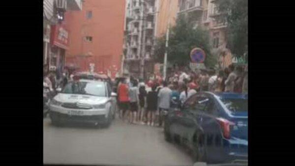 传云南教师打学生致跳楼1死1重伤 舆论遭压制