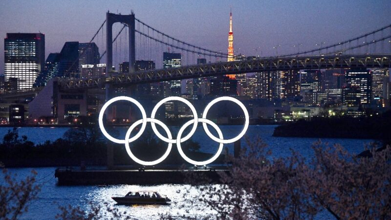 推迟一年又遇台风 东京奥运会再临威胁