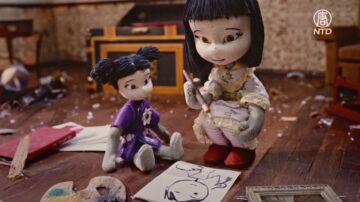 刻画中国受迫害孤儿 动画片《布娃娃》获雄狮奖