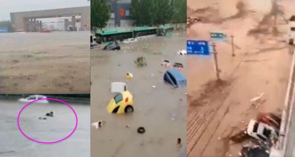 河南灾情惨重 习近平警告:大灾后有大疫