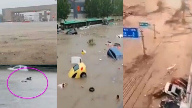 河南災情慘重 習近平警告:大災後有大疫