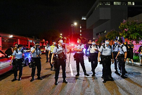 袁斌:白色恐怖籠罩香港傳媒界