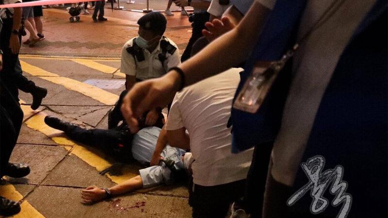 千百度:梁健輝為何刺殺港警?網友披露內情