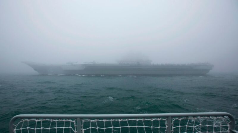 沈舟:美軍對中共海軍的最新評估