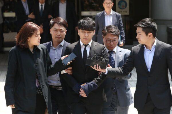 韓團男星背9宗罪 臨退役前被判入獄