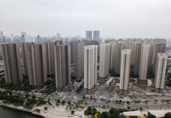 """中国出现""""限跌令"""" 政府绝不让房价下跌"""