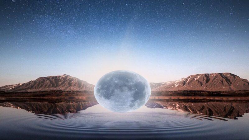 NASA在月球表面发现水 助人类再次登月
