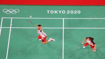 羽毛球选手东京奥运致胜关键——重炮杀球