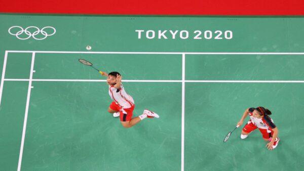 羽毛球選手東京奧運致勝關鍵——重炮殺球