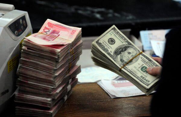 中共一旦停止印钞 市场崩溃速度恐超过阿富汗