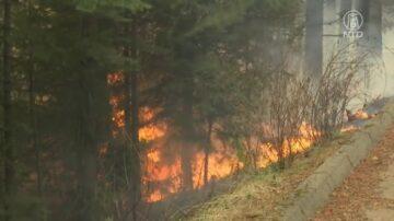 9天燒10.6萬英畝 卡爾多山火僅5%受控